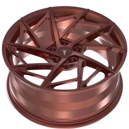 Tesla Model 3 forging wheels