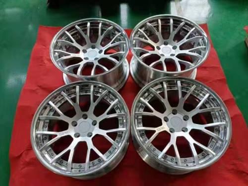 19x10J forged wheels alloy 6061