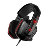 SOMIC G909 USB 7.1 Virtual Surround Sound Gaming Headset Noise Canceling Headphones Vibration Headphone for PC Games