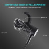 SOMIC W2 Waterproof Wireless Bluetooth Sports In-ear Earphone Noise Canceling Earbuds with Magnetic Suction for Phone smartwatch