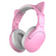 SOMiC SC2000 Pink Bluetooth Headphones