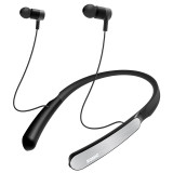 SOMiC SC1000 ANC Active Noise Cancelling Wireless Earphones Bluetooth Sports Neckband Music Headphone Headset with Microphones