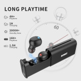 SOMIC W20 Bluetooth 5.0 TWS Waterproof Wireless Earbuds
