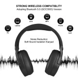 SOMiC SC2000BT 5.0 Foldable Wireless Headphones