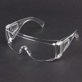 10 Pcs Protective Safety Goggle -Anti-Fog Goggles Unisex Eye Spectacles