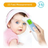 Forehead Thermometer, Non Contact Thermometer for Fever, Infrared Digital Ear Thermometer
