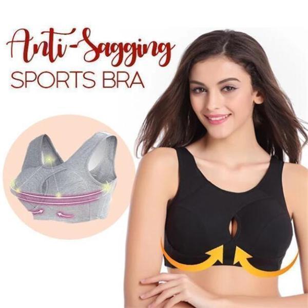 Anti-sagging Sports Bra
