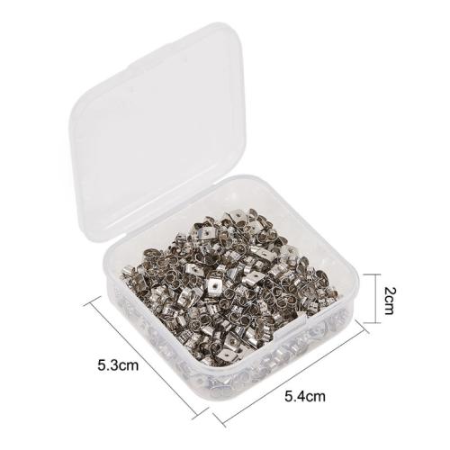 Diy Silicone Stud Plug Accessories Material