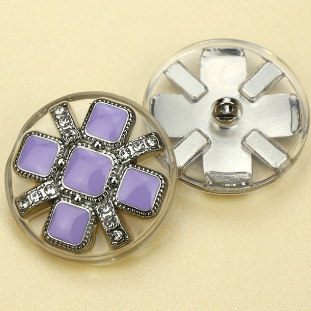 10 Pcs High-end Wind Coat Buckle Accessories