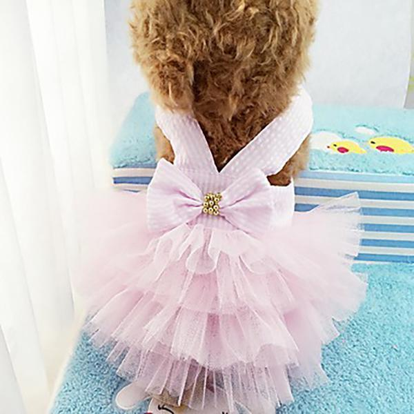 Fashion Pet Dress Casual Dog Clothes