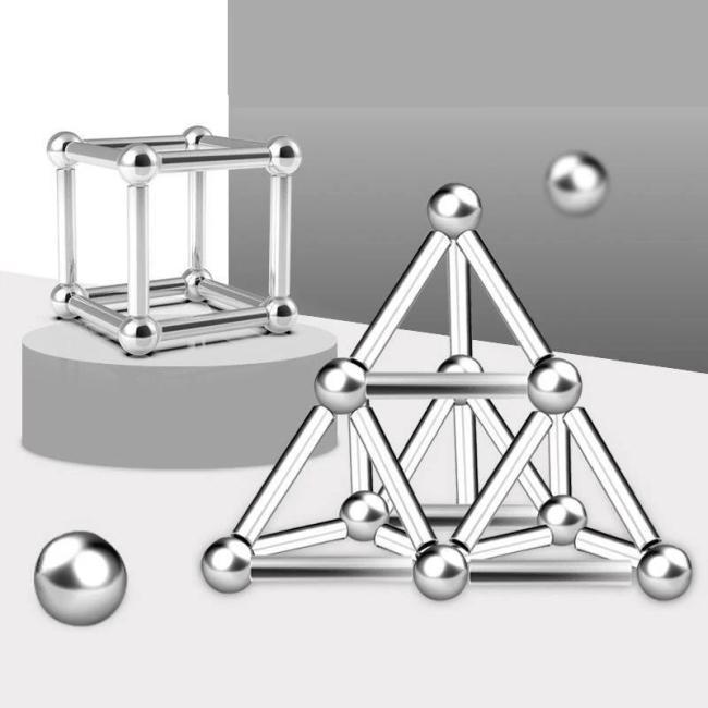 DIY MAGNETIC STICKS AND BALLS
