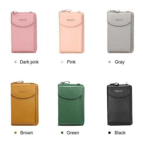 Shoulder Bag Women's Multifunction Phone Bag