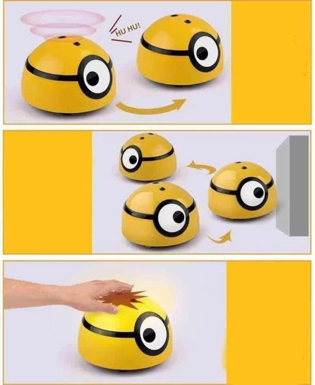 Intelligent Escaping Toy