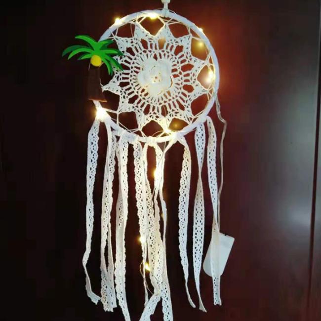Hand-work Diy Home Decorating Dreamcatcher Accessories