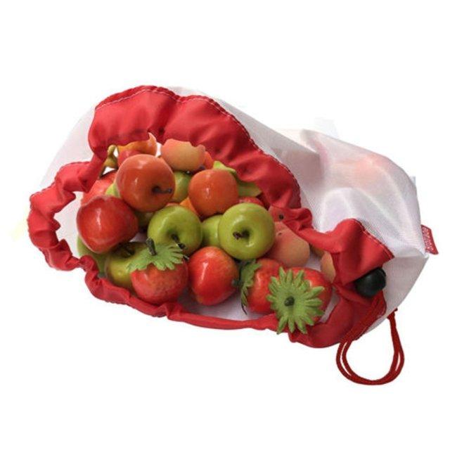 12Pcs Eco-Friendly Reusable Grocery Bags