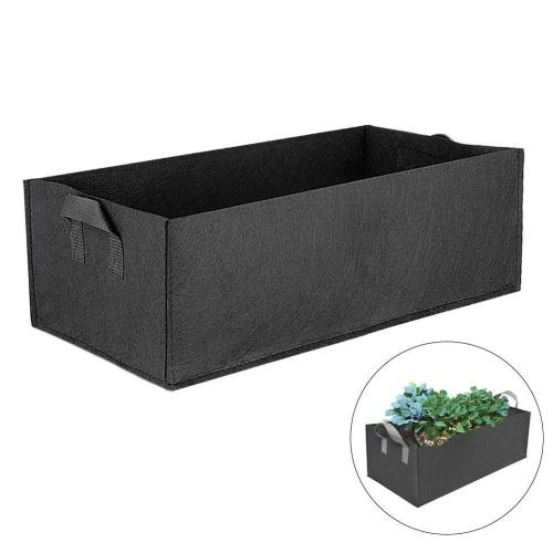 Fabric Raised Bed Planter Bag