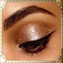 Magnificent Metals Glitter & Glow Liquid Eye Shadow SET/6Color
