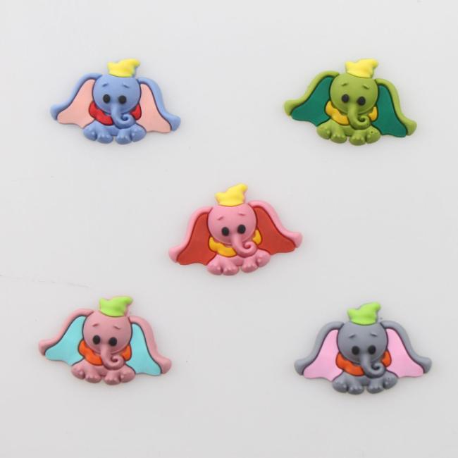 100 Pcs Fashional Diy Dumbo Decorating Accessories