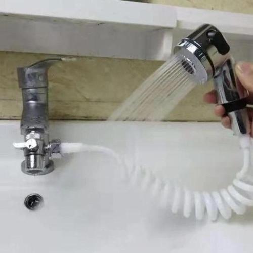 Washing extension
