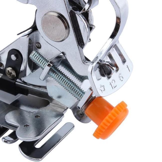Sewing Machine Ruffler Attachment Presser Foot