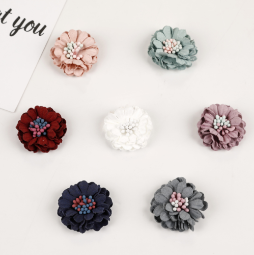 10 Pcs Diy Hand-work Flower As Body Decorete accessoriess