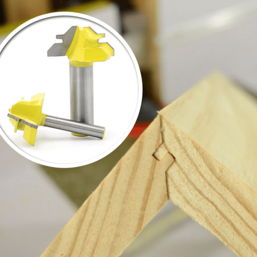 Lock Bevel Router Bit