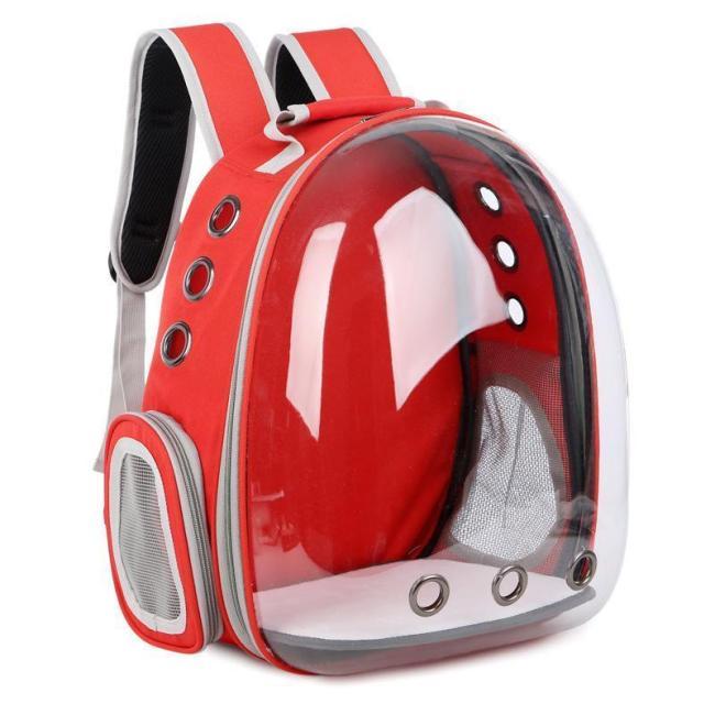 Breathable Transparent Pet Travel Backpack Dog Cat Pet Carrier Shoulder Bag