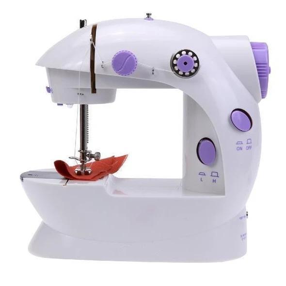 Mini Electric Dual Speed Handheld Sewing Machine