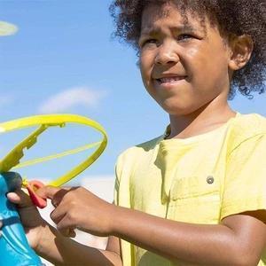 Alien's Flying Object - Flash Flyer Magic Disc for Kids