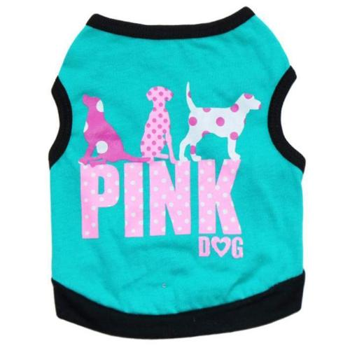Dog Vest Pet T-Shirt Dog Clothes