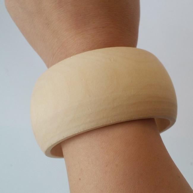 Diy Wooden Hand-work Bracelet