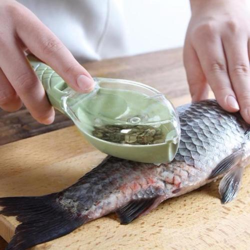 2 Pack Fish Scaler