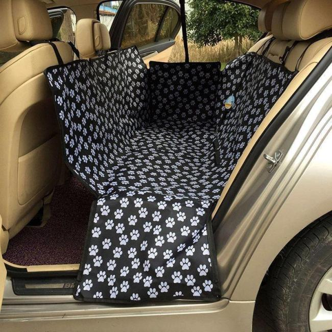 130*150*55cm Pet Car Seat Cover Dog Safety Mat Cushion Rear Back Seat Protector Hammock