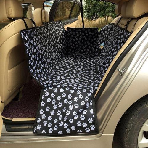 130*150*55cm Pet Car Seat Cover Dog Safety Mat Cushion Rear Back Seat Protector Hammock