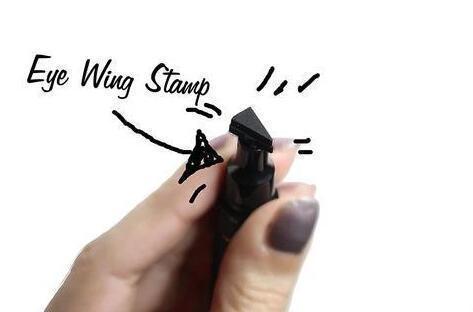 EASY STAMP WING EYELINER