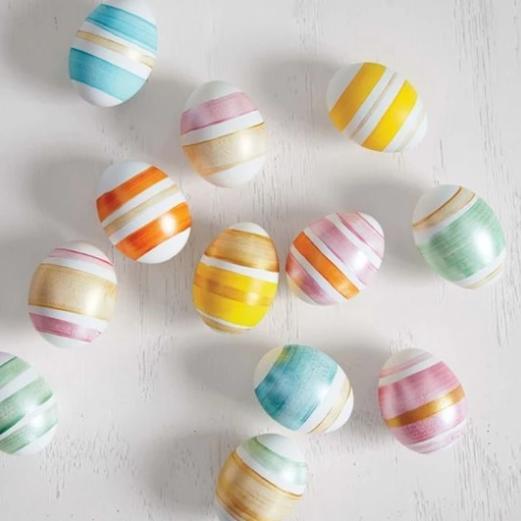 100 Pcs Diy Foam Eggs