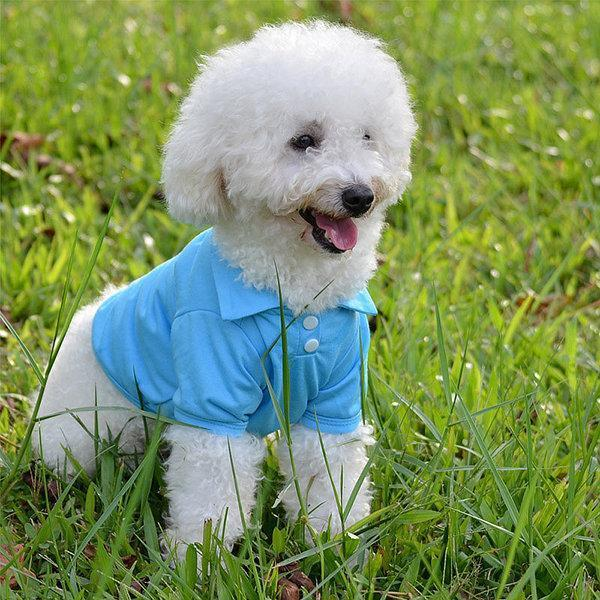 Small Puppy T-shirts Vest Pet Dog Clothes for Dogs