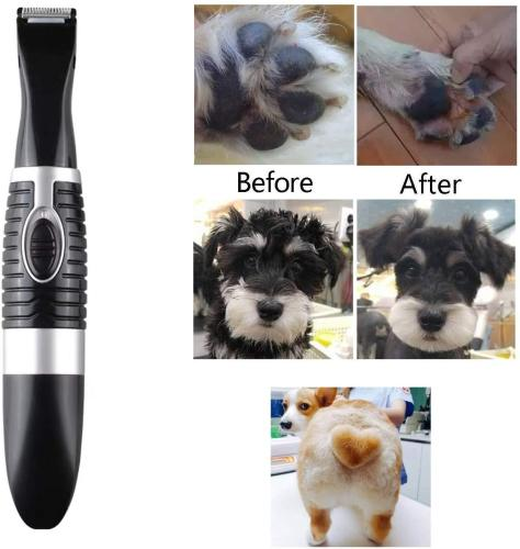 Professional Pet Grooming Clipper for Small Areas Hair Cut