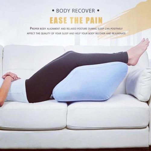 Inflatable Leg Lift Pillow