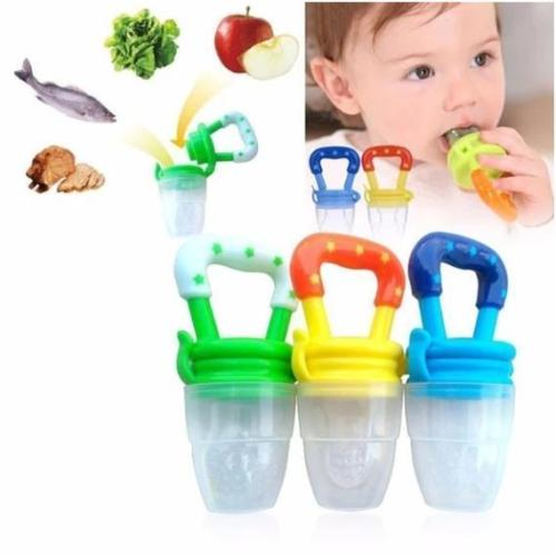 2Pcs Fresh Fruit Baby Pacifier
