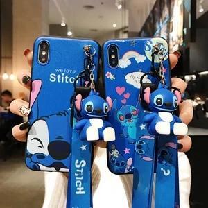 SUPER CUTE STITCH PHONE CASE