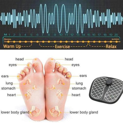 Electric EMS Foot Massager