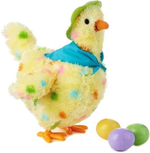 Children's educational toys will order chicken