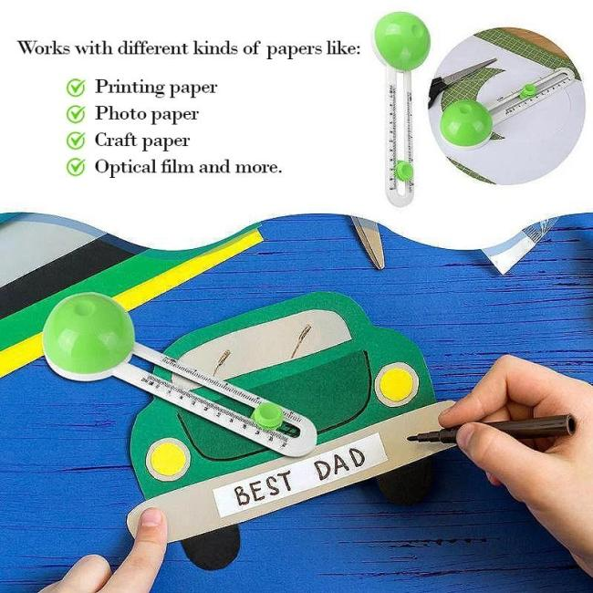 Craft Rotary Circle Cutter - Cut perfect circles every time