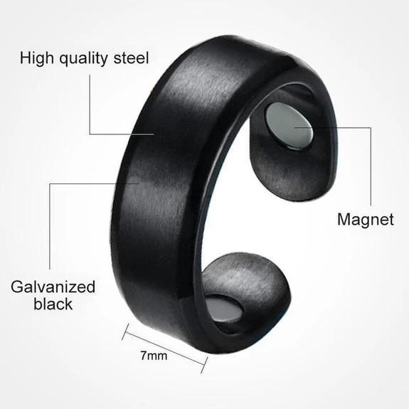 Anti-Snoring Magnet Ring