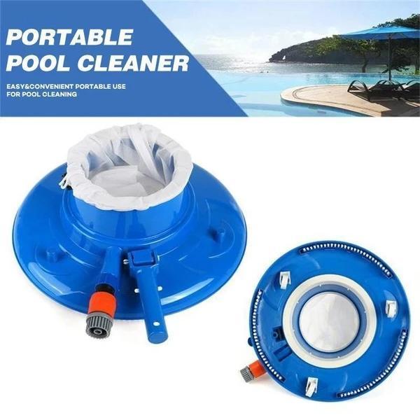 Pool vacuum cleaner