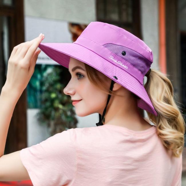UV Protection Foldable Sun Hat