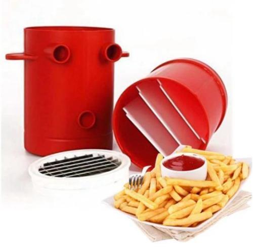 Microwavable Crispy Fries Maker