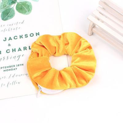 Ladies hair tie headwear