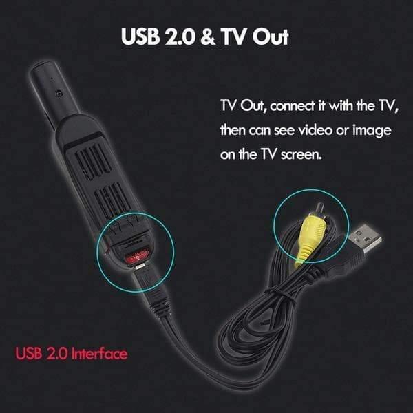 Mini HD Video Pocket Pen Recorder